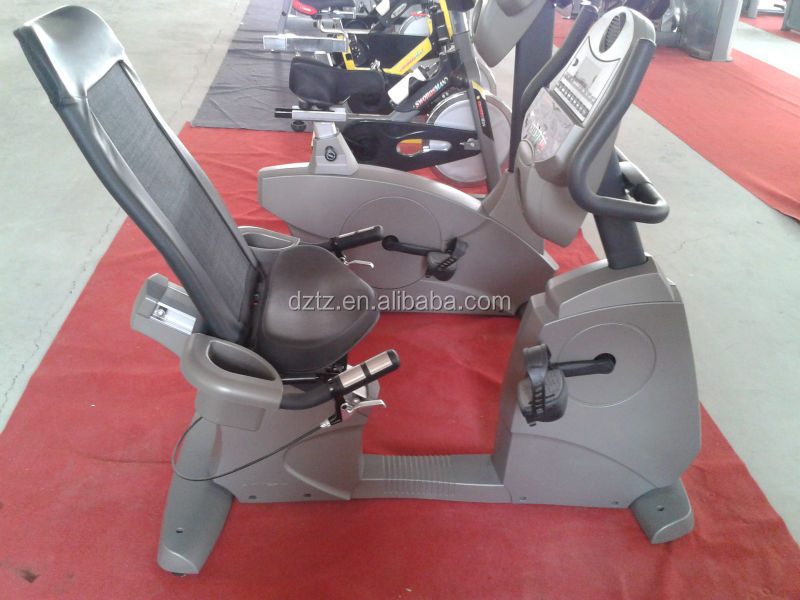 Commercial Recumbent Bike (TZ-7007)/ Commercial cardio gym trainer