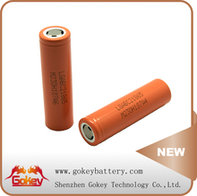 Click Surprise !!! LG 2800mAh 18650 Rechargeable Battery 3.7V China Lithium Photo Battery