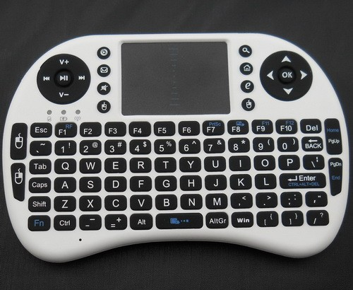 Rii Mini i8 2.4G Wireless Keyboard with Touchpad for mini PC Pad smart Google Android TV Box