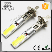 COB led fog light for motorcycle headlight, car h3 Fog Light auto Head Lamps led DRL Driving COB led fog light