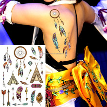 Corps <span class=keywords><strong>peinture</strong></span> fournitures totem bijoux <span class=keywords><strong>or</strong></span> De Tatouage