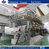 2880mm Waste Paper Recycling Equipment Copy Paper Making Machine For Sale