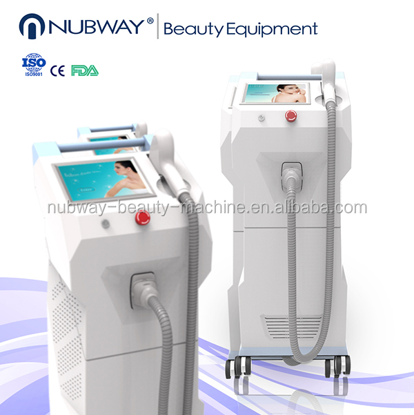 Painless lip face and body quick hair removal loss candela laser machines for sale