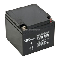 UPS 12V 24Ah MF Series Storage Lead acid VRLA Battery 17ah 26ah 38ah 42ah 55ah etc