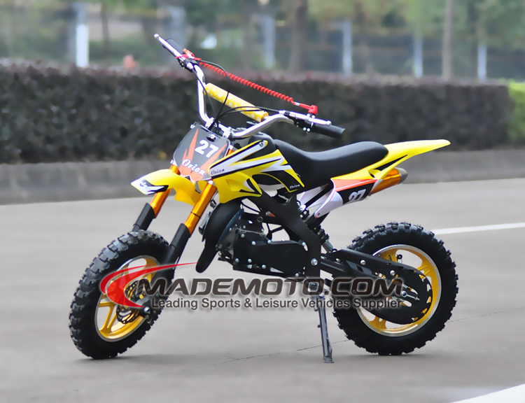 Hot sale New kids gas 125cc 2 stroke dirt bike