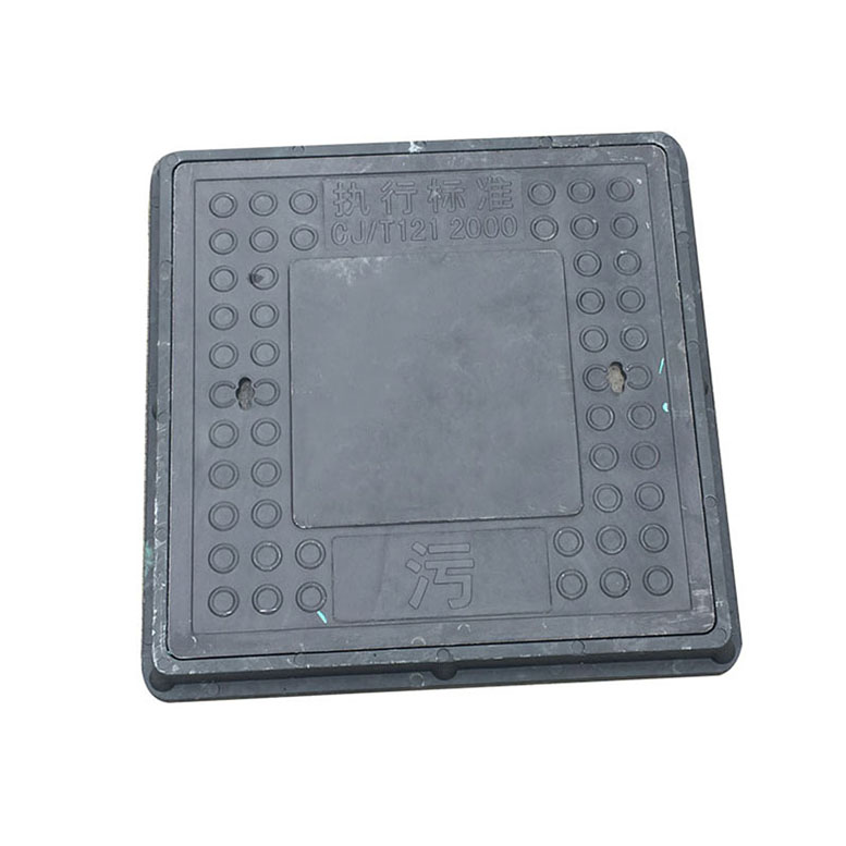 Customer Required square resin frp manhole cover