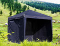 3x3m steel Folding Tent/tent aluminum folding/tent army