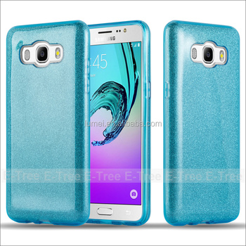 high quality bling TPU PC glitter case cover for samsung galaxy j5 j7 2016 phone case, diamond case for samsung galaxy j7