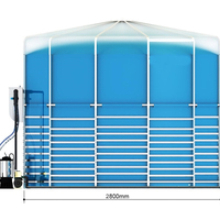Durable 15m3 Medium Pvc Biogas Digester