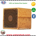 2016 top selling cheap products in USA portable wood mini bluetooth speaker wireless smartphone bluetooth bamboo speaker BSW21