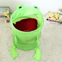 Wholesale Home Kids Storage Cartoon Folding Laundry Hamper