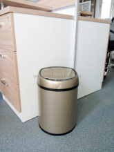 ISO9001& CE Certification Detachable Kitchen Stainless Steel Trash Can Waste Bin