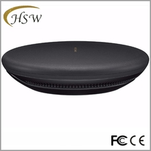 2017 Hot selling product travel qi S8 for fast wireless charger QI Wireless Charging Pad