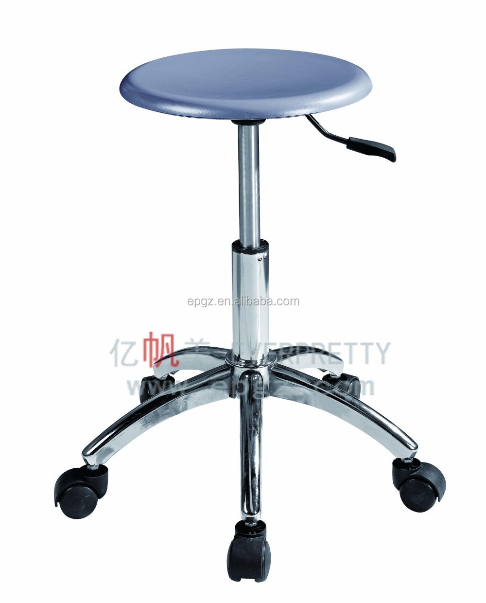 High Quality Lab stool, Height adjustable with swivel lab stool for laboratory