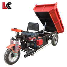 Cargo tricycle motorcycle/three wheel electric car/dumper tricycle