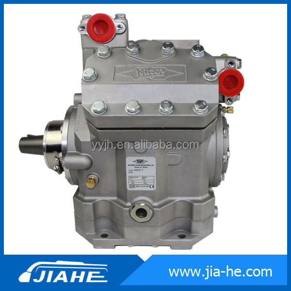 Bus air conditioning used 4pfcy bitzer compressor with high quality made in china manufacturing