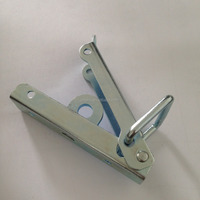 Toggle clip in locks stainless steel toggle clip