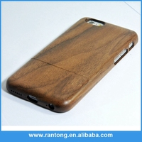 Factory direct sale low price for iphone6 wood case in many style