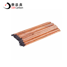 Copper coated Air Arc Gouging Carbon Rods