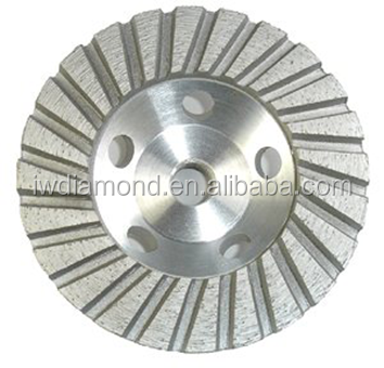 Abrasive Tools/ 4 inch Standard Cup grinding wheels for marble, granite and concrete.