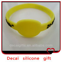2013 High quality stylish individual charms for charm silicone bracelets
