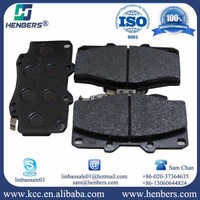 Genuine For Toyota Hilux 2006 - 2012 Front Brake Pads 04465-0K020