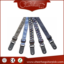 Thermal transfer printing jeans guitar straps