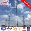 Outdoor 30FT-90FT galvanized steel telescopic pole for Philipine