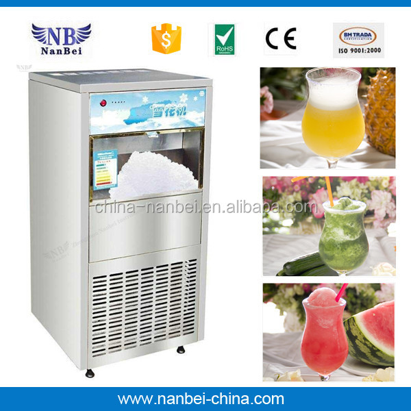 CE approved ice machines small snow ice maker