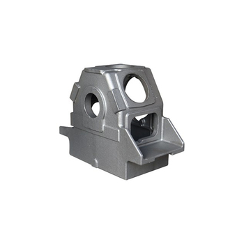 Resin sand grey iron cast-reducer housing