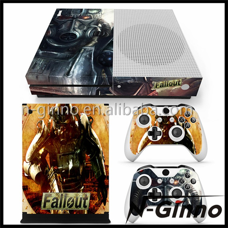 Vinyl Skin For XBOX ONE Slim Controller Decal Sticker