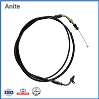 China Supplier Wholesale ITALIKA XS125 Motorcycle Cables Throttle Cable Control Accelerator Parts