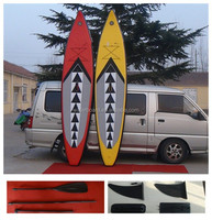 12'6 SUP stand up paddle board / Carbon fiber Racing Board / Touring paddle board