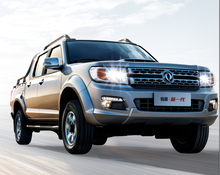 Dongfeng Rich double cabin pickup truck with Diesel engine 4 x 4