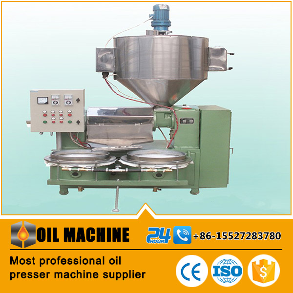 Best price for three pieces combination oil press machine including auger,cooker,mini oil mill for sale