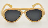 Adult & Child Age and Can be customized Frame Material bamboo sunglasses