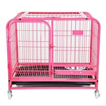 alibaba hot sales factory direct Dog cage With Square Tube