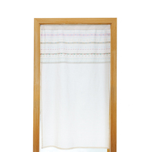 Japanese style simple but elegant kitchendoor portiere and hanging decorative door curtain