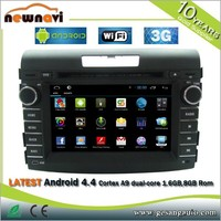 Touch screen Android Blue Ray Car Dvd Player With Car GPS/Bluetooth