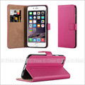 PU Leather Case Soft TPU Case Inside Cover With Card Slot For iPhone 6 plus