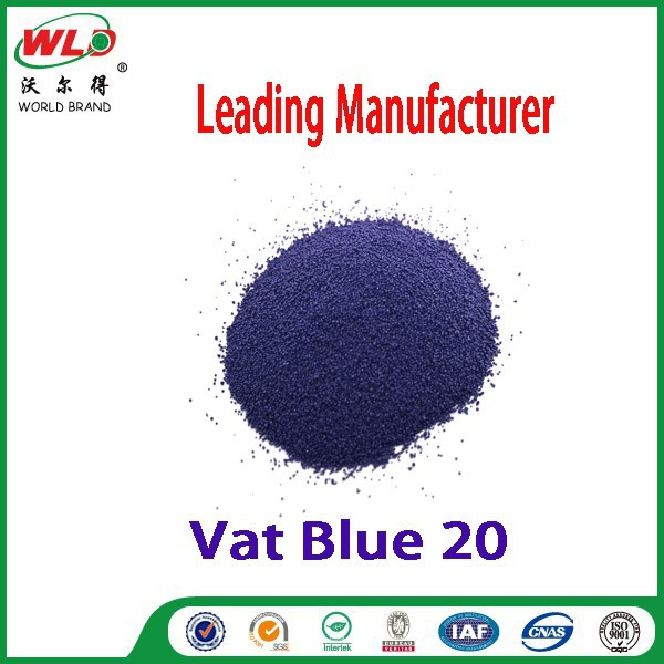Vat Dark Blue BO/C.I.Vat Blue 20 cotton fabric dye