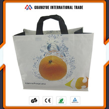 Guangyue Wholesale Products Duty Free Laminated Woven Pp Shop Bags