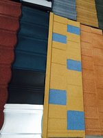 cheap stone coated metal roof tile carbon fiber roof tile copper roofing tiles made in China