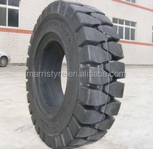 Solid Forklift Tire Solid Rubber Tyre 6.00-9 9.00-20, 3.00-15, 7.00-12