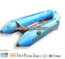large inflatable fishing boat inflatable