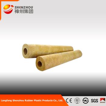 Fireproof rockwool insulation pipe buy rockwool for Fireproof rockwool
