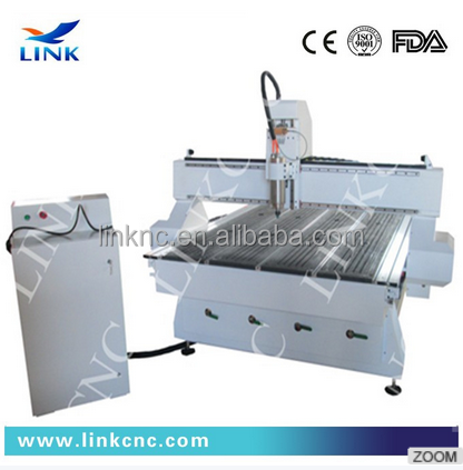 cost effective jinan link stepper Motors wood carving machines , woodworking router , wood copy milling machine
