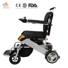Disabled walker light weight wheelchair folding electric wheelchair price