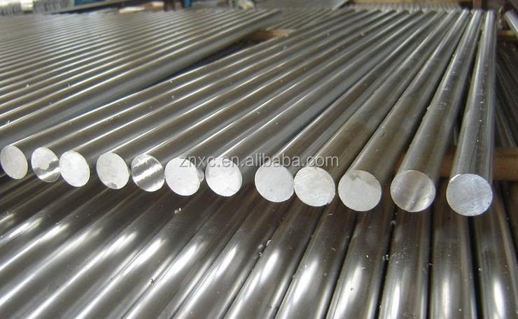 <strong>Aluminum</strong> 99.999% high purity 5N Al Rod