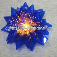 Newest Fashionable & Beautiful Glowing Star Bow With Magical Light For Decoration